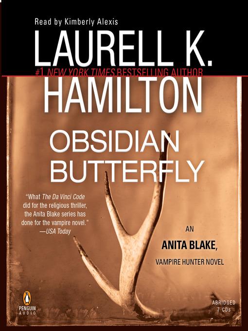 Obsidian Butterfly by LKH