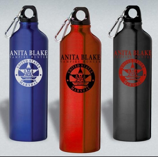 Anita Blake Water Bottle