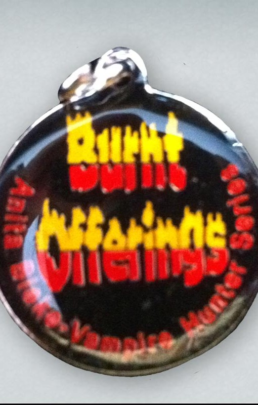 burnt offerings charm