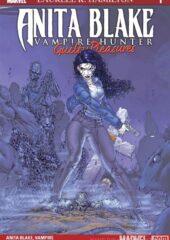 Anita Blake Marvel Comics