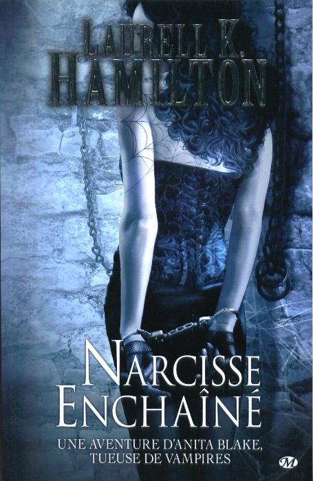 narcissus in chains an anita blake vampire hunter novel